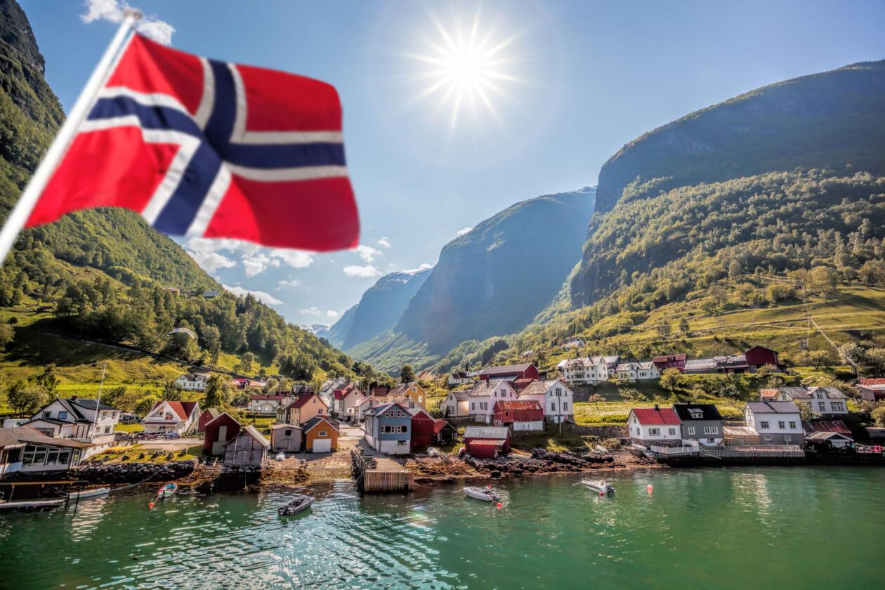 Podatkowy raj w Norwegii